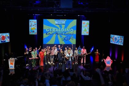 Geraldino Kinder-Musik-Festival