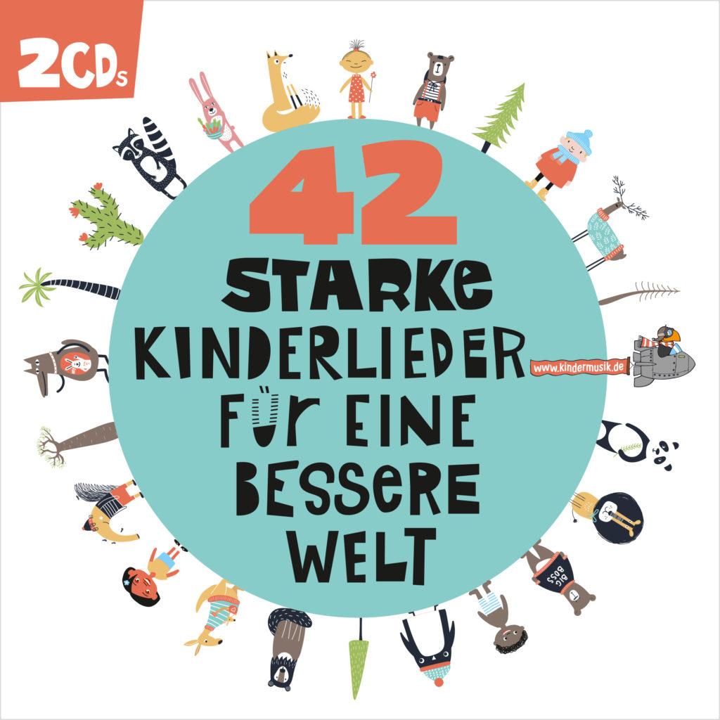 Kinderlieder für eine bessere Welt